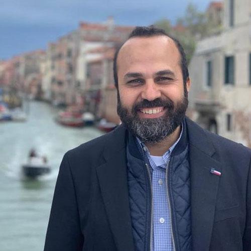 Dr. Ahmed Esam